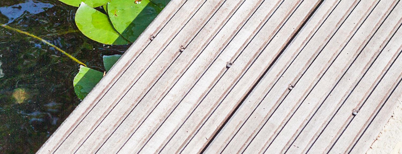 Holzarbeiten Tulpe Garten- und Landschaftsbau
