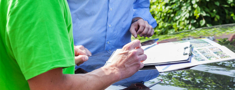 Kontakt und Beratung Gartenbau Tulpe Garten- und Landschaftsbau