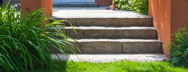 Steinarbeiten Im Garten Tulpe Garten Und Landschaftsbau Lübeck